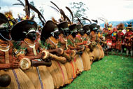 Cultural Events in Papua New Guinea