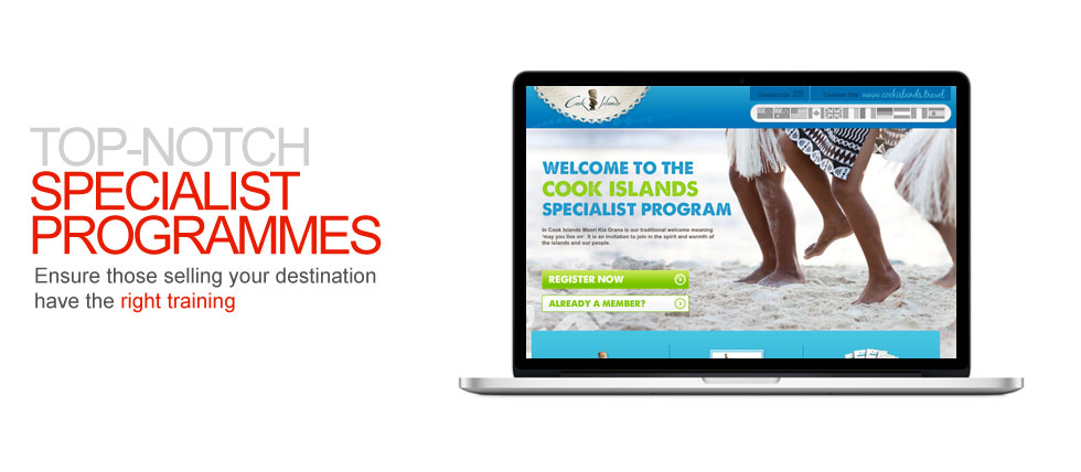 Destination marketing specialist programmes