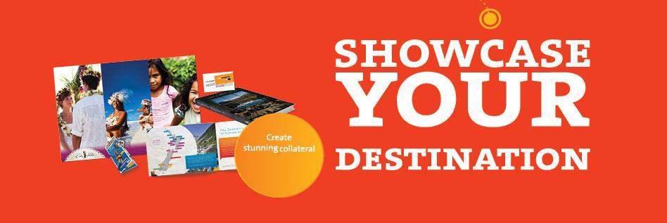showcase your destination