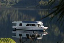 Lakes Lodge Okataina Rotorua - Boat