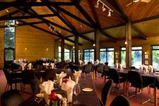 Lakes Lodge Okataina Rotorua - Restaurant