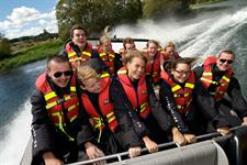 NZ Riverjet - Fun!