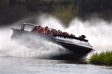 NZ Riverjet - Thrill Ride
