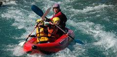 Rafting & Kayaking