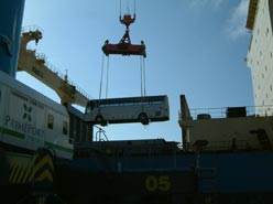 Unloading a Bus - PrimePort