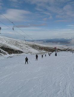 Round Hill Ski Field - Sebastian Pawlowski