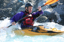 Kayaking - South Canterbury - Vicky O'Connor