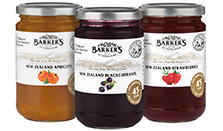 Barkers Jams Products