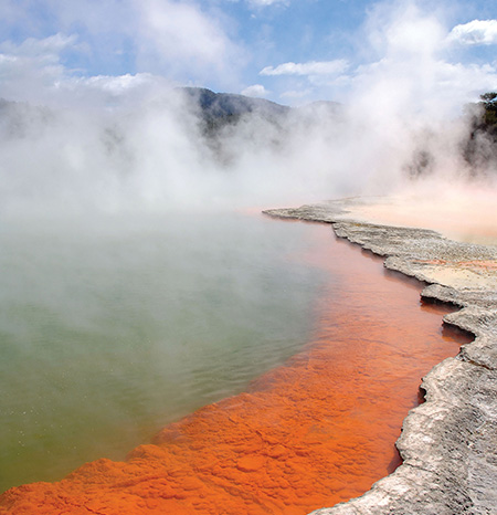 Sport of Kings Motel is close to all of Rotorua's famous geothermal wonderlands