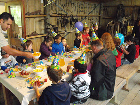 Staglands Wildlife park - your childrens birthday party venue in wellington