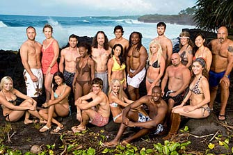 Relive the adventure and excitement of hit American TV series Survivor Samoa