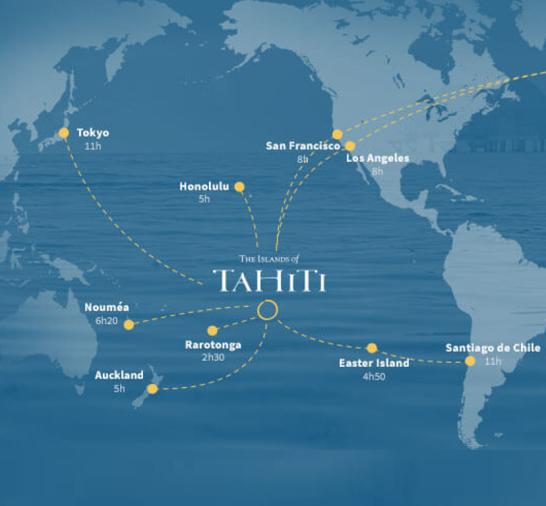 Where is Tahiti