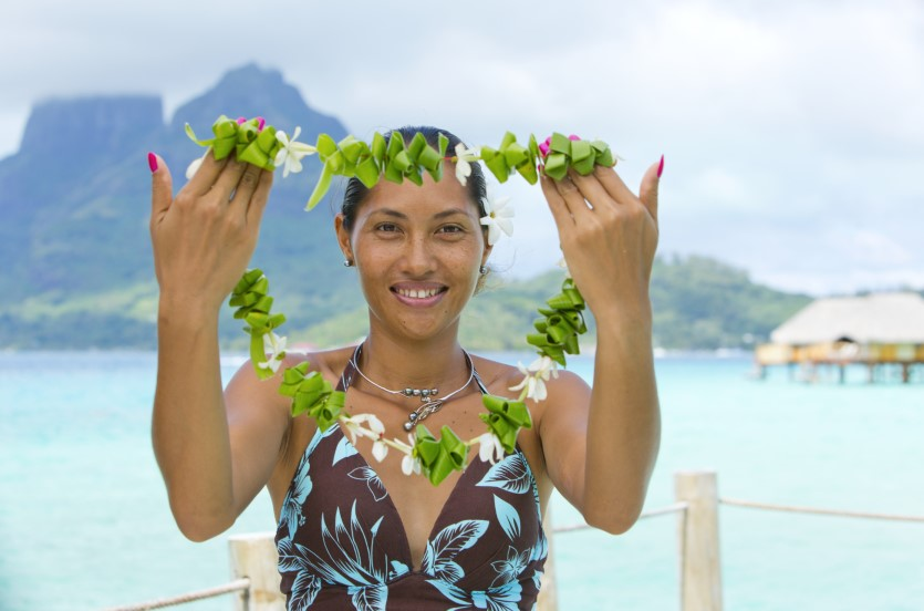 French Polynesia Welcome