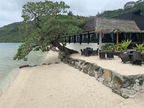 Le Mahana Huahine Resort