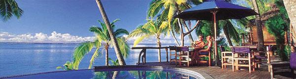 Pools Side At Tamanu Beach