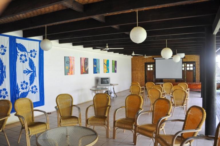 Conference interior
