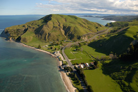 Tatapouri is the perfect base to explore Eastland, New Zealand