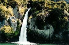 Otopoto Falls : Western Bays