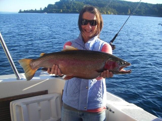 Best Catch - Taupo Rainbow Trout
