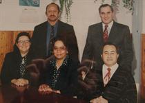 Staff Members<br />1997 – 1998