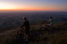 Biking Mt Hutt - Ashburton District Tourism
