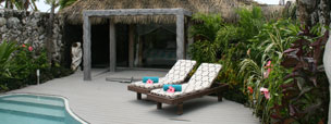 Cook Islands self catering accommodation options are plenty suitable for all budgets