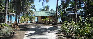 Cook Islands backpackers and budget hostels accommodation options