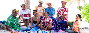 The Cook Islands - Family & Friends