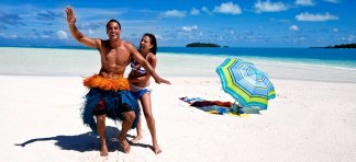 The Cook Islands - Play with us