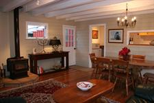 Inside the Pheasant Cottage