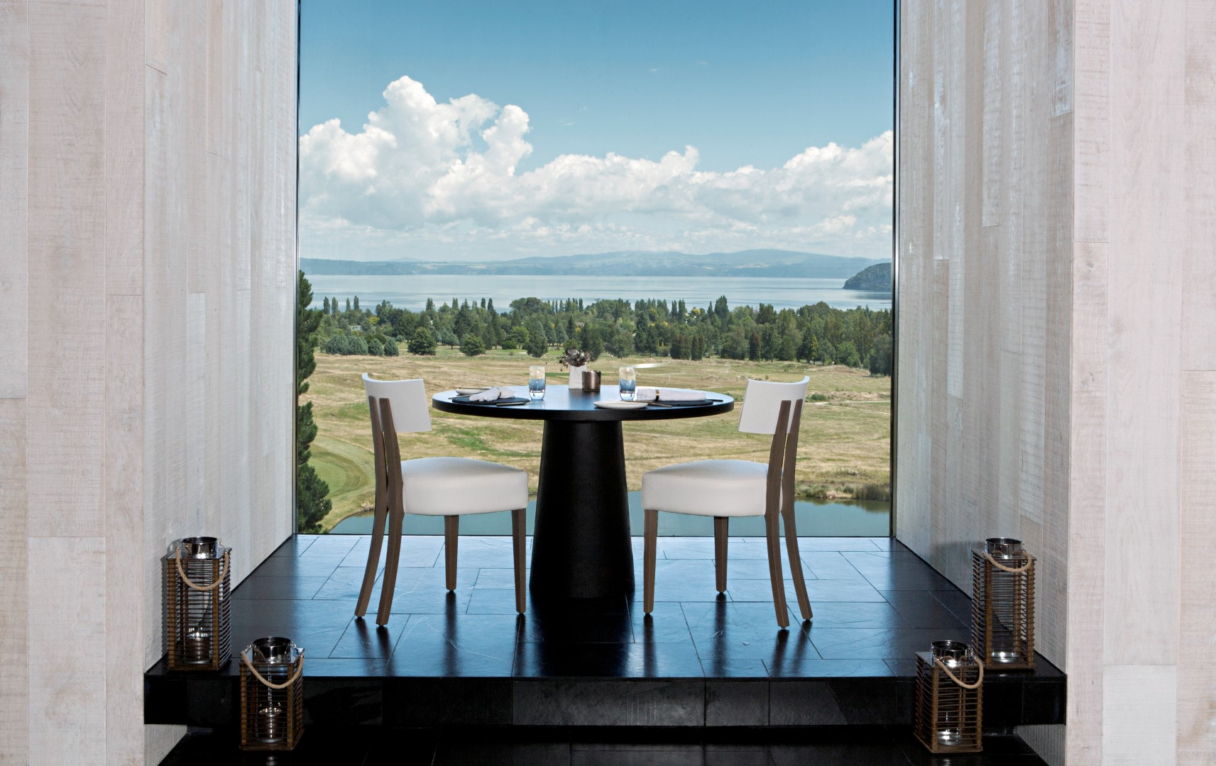 Fine dining Rotorua lunch or dinner
