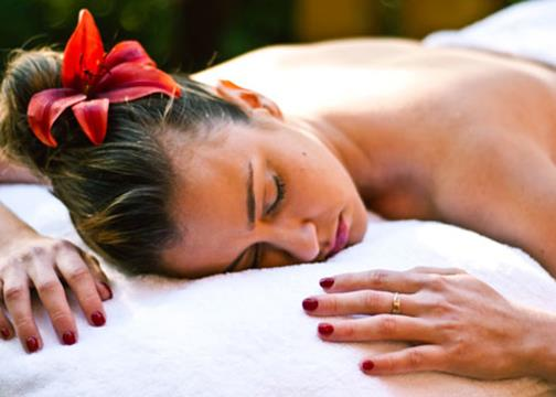 Luxury spa treatments at Treetops Lodge Rotorua