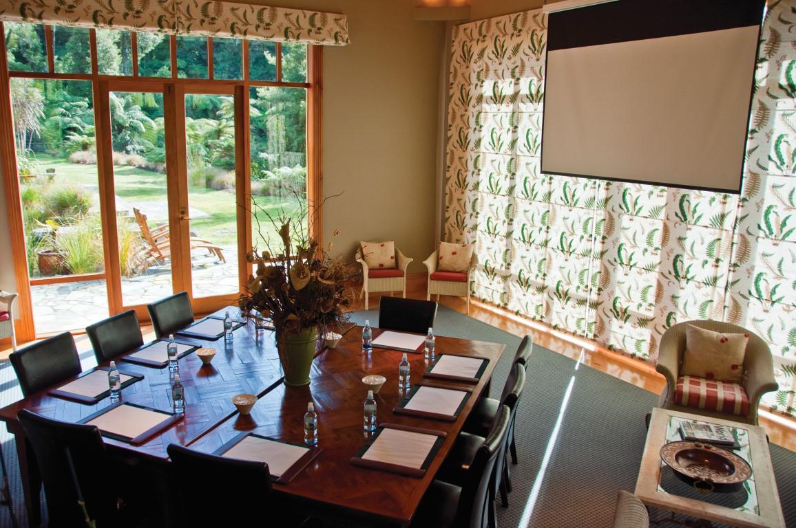 Treetops - Luxury Rotorua Board Room