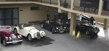Morgan Car Club Easter Run 2010