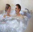 Tuscany Villas Rotorua - Enjoy a soak in the spa