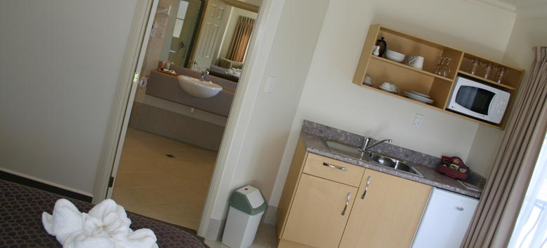 Tuscany Villas - Luxury Rotorua Accommodation