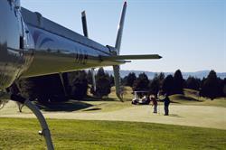 Volcanic Air Safaris - Golfing Excursions