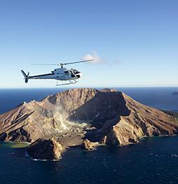 Volcanic Air Safaris - White Island Active Volcano