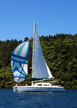Volcanic Air Safaris in Association with Pure Cruise - Spinaker
