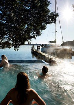 Volcanic Air Safaris in Association with Pure Cruise - Honeymoon Bay