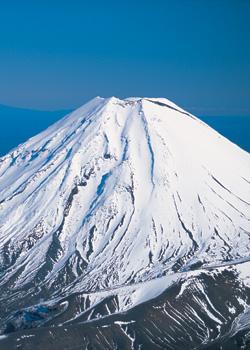 Volcanic Air Safaris - Mt Ruapehu Tongariro National Park