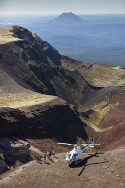 Volcanic Air Safaris - Area Information - Mt Tarawera