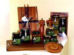 Gifts at Waimangu