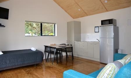 Self-contained cabin interior 5