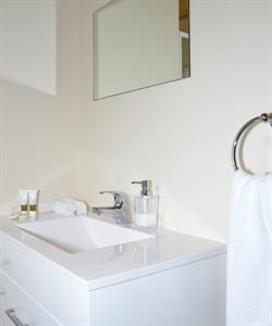 Self-contained cabin bathroom 2