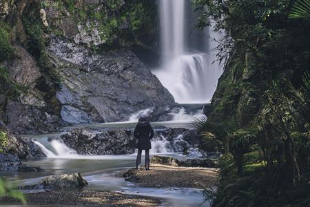 Piroa Falls - Russell Ord Photography