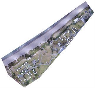 Camp Aerial shot