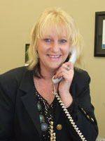 Belinda Dring - Administration Manager