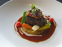 Peppered Beef Eye Fillet