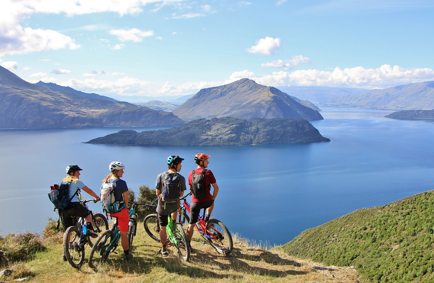 Mountain Bike by Lake Wanaka MTB